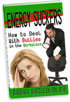 Energy Suckers book cover